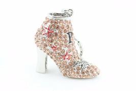 High Heels Shoes Stiletto Fashion Keychain Crystal Charm #MCK11 - $18.17