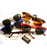 Clubmaster Malcolm X Browline Sunglasses Free Shipping - $8.79