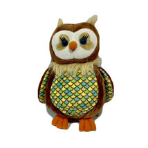 Ganz Webkinz Owl Opal No Code Stuffed Animal Plush Toy Gift Free Ship *R... - $11.29