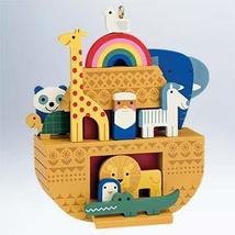 Hallmark Keepsake Ornament Noahs Ark 2011 - $14.84