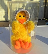 1993 TY Beanie Baby, Bonnie the Chick with airtight display case & Tags - $18.59