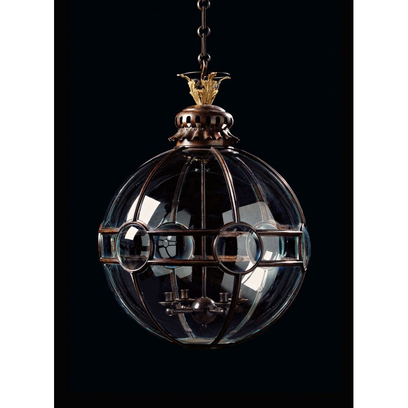 AM2002 LARGE SPHERICAL LANTERN - $2,976.00 - $9,426.00