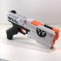 Nerf Rival Phantom Corps Kronos XVIII-500 White Pistol Gun 2017 Hasbro Toy - $16.82