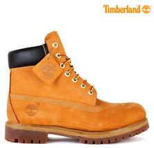 TIMBERLAND WHEAT MEN'S BOOTS 6-INCH NEW PREMIUM WATERPROOF sizes 9 - $75.97
