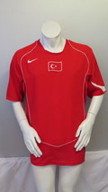 Team Turkey Jersey - 2004 Home Jersey - Nike 90 - Men's Extra Large  - $75.00