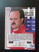 1995 Press Pass Jason Keller Budget Gourmet Kel Racing Card #62 Nascar - $2.50