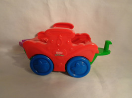 2003 Fisher Price Little People Circus Replacement Red Train Car - $2.48