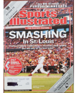 Cardinals Smashing in St Louis @ Sports Illustrated Oct 4, 2004 - $5.95