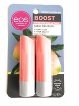 eos flavorlab Lip Balm Stick - Boost - Mango Melonade - 2pk/0.14oz - $13.99