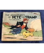 Adventures of Pete the Tramp, Saalfield Oblong Big Little Book # 1082 - $22.27