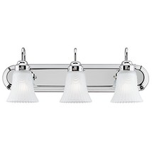 Westinghouse 6652200 3 Light Bracket Bathroom Light - $68.24