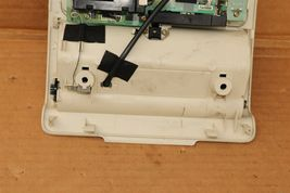01-06 LS430 Overhead Console Sunroof Map Dome Light Storage W/ Memo Recorder image 6