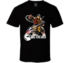 Scorpion Mortal Kombat T Shirt - $18.49+
