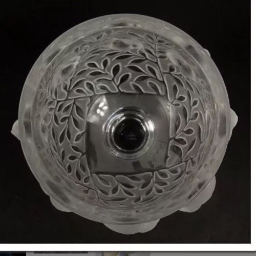 Lalique Elisabeth Vase Mint And 10 Similar Items