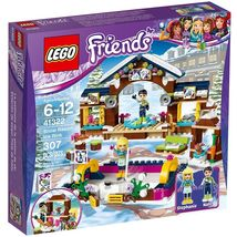LEGO Friends Snow Resort Ice Rink 41322 [New] Building Set Toy - $39.99