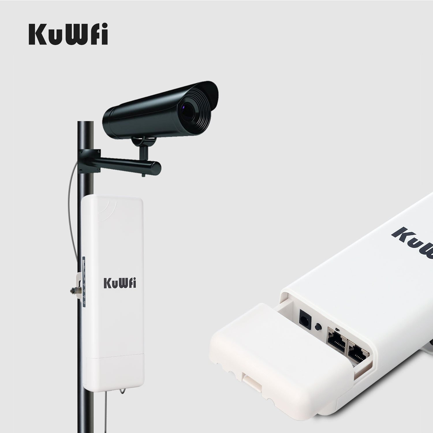 KuWFi 150Mbps WiFi Access Point, Waterproof and 50 similar items