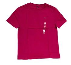 Tommy Hilfiger Kids T-shirt Girls Pink-M (8-10) - $18.99