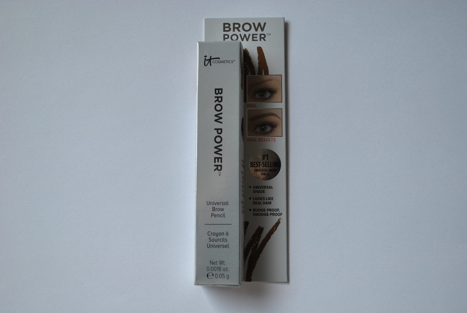 Primary image for It Cosmetics Brow Power Universal Brow Pencil - Universal Taupe 0.0018 oz Travel