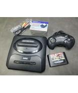 SEGA Genesis 2 Black Home Console MK-1631 - $48.99
