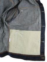 Men's Classic Long Sleeve Cotton Button Up Empire Denim Jean Jacket Size 2XL image 4