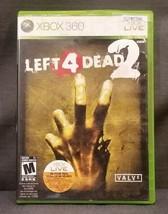 Left 4 Dead 2 (Microsoft Xbox 360, 2009) Video Game - $10.54