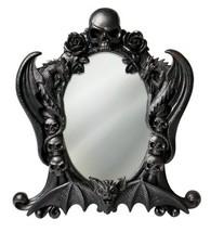 Alchemy of England Nosferatu Mirror Occult Wiccan Vampire Gothic Home De... - $31.99