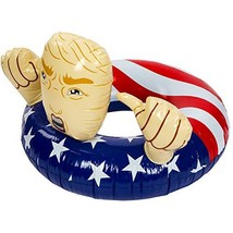 """Pool Float, Donald Trump 47"""" Fun Inflatable Swimming Floats for Pool Par... - $25.65"""