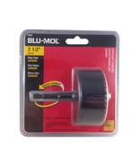 """Blu-Mol 6509 2-1/2"""" Carbon Steel Arbored Hole Saw - $4.46"""
