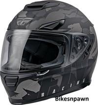 XL Fly Racing Sentinel Ambush Motorcycle Helmet Camo/Grey/Black DOT & ECE  image 1