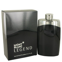 Mont Blanc Montblanc Legend Cologne 6.7 Oz Eau De Toilette Spray image 1