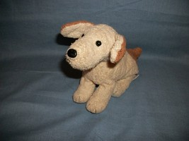TY Beanie Babies Rufus The Tan Dog Tush Tag Only 2000 - $2.48