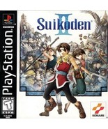 Suikoden 2 PS1 Great Condition Fast Shipping - $399.93