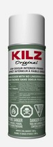 KILZ Original PRIMER & SEALER 13oz Spray White Oil-Based Interior Low Od... - $14.99