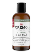 Cremo Beard and Face Wash, Forest Blend, 6 Oz - $12.95