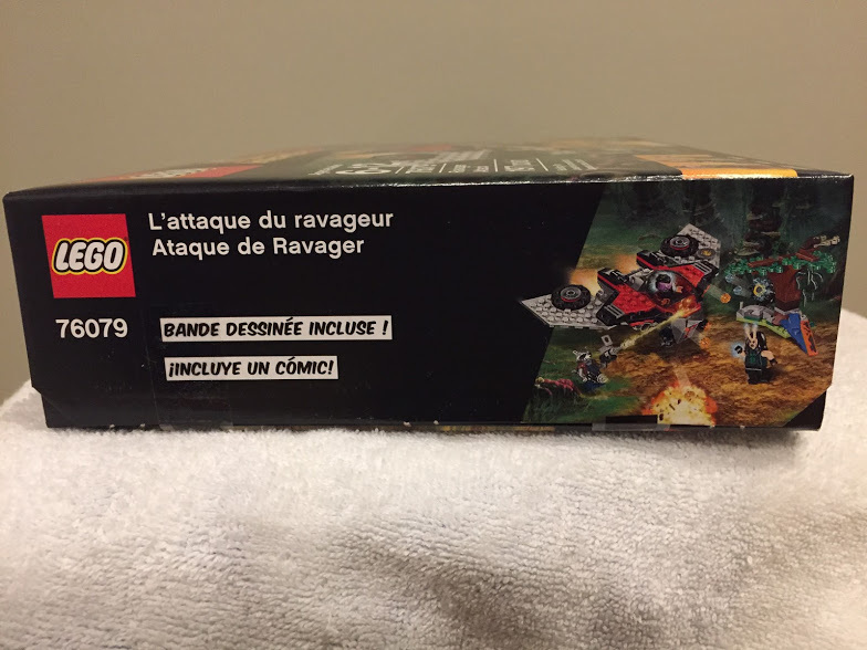 LEGO 76079 Marvel Super Heroes Ravager Attack Factory Sealed - NIB