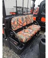 Durafit Seat Covers Kubota RTV X900, RTV X1100, RTV X1120D and 1140 Fron... - $54.53