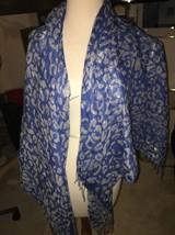 Blue Star Fashion Shawl Cape Blue (Luxury Knit) - €19,86 EUR