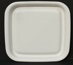 Corning Ware Microwave Oven Browning Grill Dish Tray MW-2 12x12 - EUC - $28.99