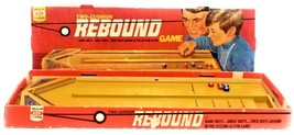 Vintage 1971 Ideal - Two Cushion Rebound Game w/ Original Box - $44.99