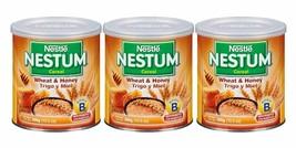 Nestle Nestum Baby Cereal, Wheat & Honey, 10.5 OZ (Pack of 3) - $13.61
