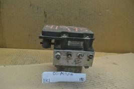 2007-2009 Nissan Altima ABS Pump Control OEM 47660JA000 Module 170-17C1 - $9.99