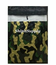 1-300 #2 8.5x12 ( Camo ) Color Camouflage Poly Bubble Mailers Fast Shipping - $2.99+