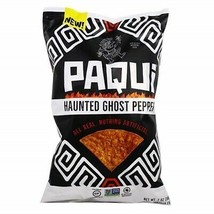 Paqui Haunted Ghost Pepper Chips - $12.82
