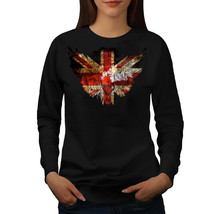 Flag Animal Brittish UK Jumper GB Identity Women Sweatshirt - $18.99