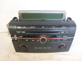 06 07 08 09 Mazda 3 Factory Radio Cd MP3 Player BAR466AR0 FTJ23 - $28.96