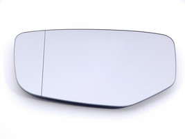 Fits 13-17  ILX Left Driver Heated OE Mirror Glass w/ Rear Backing plate - $46.48