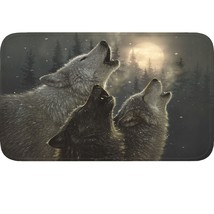 Rivers Edge Wolves Memory Foam Mat 31.5in x20in - $31.17