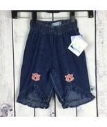 Sara Lynn Togs Baby Toddler Girls Jeans 18m Auburn University War Eagle ... - $17.99