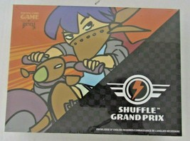 Shuffle Grand Prix Racing Card Game By Bicycle ACC 2-4 Players NEW Sealed - $12.99