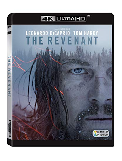 The Revenant [4K Ultra HD+Blu-ray, 2016]